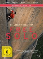 Free Solo - Limited Collector's Edition / 4K Ultra HD Blu-ray + Blu-ray + DVD (4K Ultra HD)