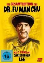 Dr. Fu Man Chu - Gesamtedition (DVD)