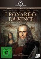 Leonardo da Vinci - Die komplette Miniserie in 5 Teilen (DVD)