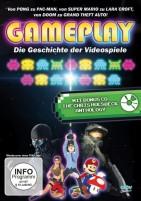 Gameplay - Die Geschichte der Videospiele - DVD + Bonus-CD (DVD)
