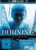 Burning - Limited Collector's Edition / 4K Ultra HD Blu-ray + Blu-ray + DVD (4K Ultra HD)