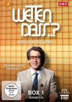 Wetten, dass..? - Wie alles begann - Box 1 / Shows 1-16 (DVD)