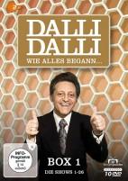 Dalli Dalli - Wie alles begann - Box 1 / Die Shows 1-26 (DVD)