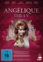 Angelique I-V - Gesamtedition / Digital Remastered (DVD)