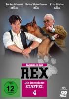 Kommissar Rex - Staffel 04 (DVD)