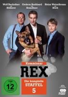 Kommissar Rex - Staffel 05 (DVD)