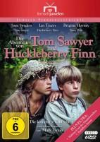 Die Abenteuer von Tom Sawyer und Huckleberry Finn - Die komplette Serie (DVD)