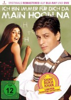Main Hoon Na - Ich bin immer für Dich da! - Shah Rukh Khan Signature Collection (Blu-ray)
