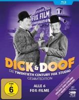 Dick und Doof - Die Fox-Studio-Gesamtedition (Blu-ray)