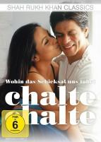 Wohin das Schicksal uns führt - Chalte Chalte - Shah Rukh Khan Classics (DVD)