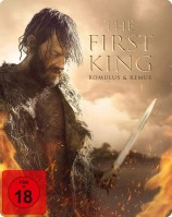 The First King - Romulus & Remus - SteelBook (Blu-ray)