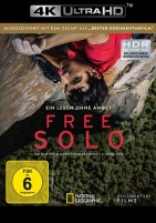 Free Solo - 4K Ultra HD Blu-ray (4K Ultra HD)