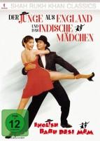 Der Junge aus England und das indische Mädchen - Shah Rukh Khan Classics (DVD)