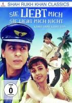 Sie liebt mich, sie liebt mich nicht - Kabhi Haan Kabhi Naa - Shah Rukh Khan Classics (DVD)