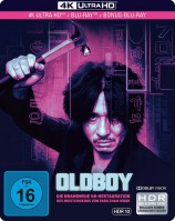 Oldboy - 4K Ultra HD Blu-ray + Blu-ray / Limited Steelbook (4K Ultra HD)