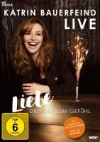 Katrin Bauerfeind Live - Liebe, die Tour zum Gefühl! (DVD)