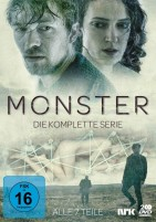 Monster - Die komplette Serie (DVD)