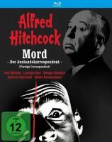 Mord - Der Auslandskorrespondent (Blu-ray)