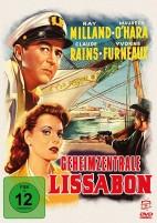Geheimzentrale Lissabon (DVD)