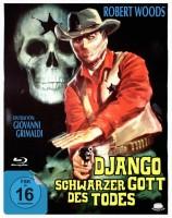 Django - Schwarzer Gott des Todes (Blu-ray)
