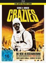 Crazies - Limited Collector's Edition / Mediabook / inkl. Bonusfilme (Blu-ray)