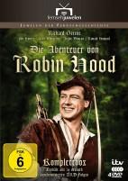 Die Abenteuer von Robin Hood - Die ARD-Gesamtedition / Alle 26 ARD-Folgen (DVD)