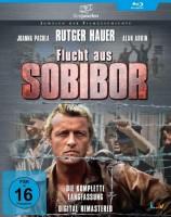 Flucht aus Sobibor - Die komplette Langfassung / Digital Remastered (Blu-ray)