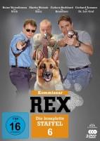 Kommissar Rex - Staffel 06 (DVD)