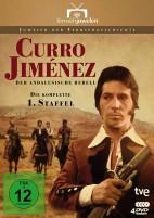 Curro Jiménez - Der andalusische Rebell - Staffel 1 (DVD)