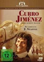 Curro Jiménez - Curro kämpft weiter - Staffel 2 (DVD)