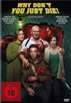 Why Don't You Just Die! (DVD)