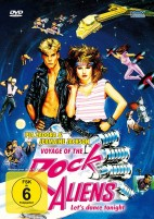 Voyage of the Rock Aliens (DVD)
