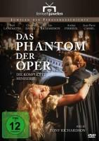 Das Phantom der Oper - Die komplette Miniserie (DVD)