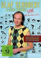 Olaf Schubert - Ich bin bei euch - Live - 2. Auflage (DVD)