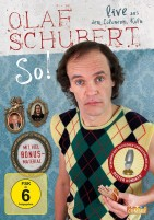 Olaf Schubert - So! Live (DVD)