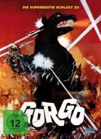 Gorgo - Die Superbestie schlägt zu - Limited Edition Mediabook / Cover A (Blu-ray)