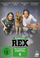 Kommissar Rex - Staffel 08 (DVD)