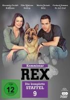 Kommissar Rex - Staffel 09 (DVD)
