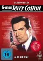 Jerry Cotton - Die Gesamtedition / Alle 8 Filme (DVD)