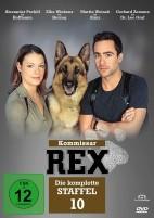 Kommissar Rex - Staffel 10 (DVD)