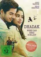 Wenn das Herz schlägt - Dhadak (DVD)