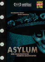Asylum - Irre-phantastische Horror-Geschichten - Limited Edition Mediabook / Cover C (Blu-ray)