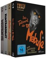4 Filmklassiker Als Mediabook im 4er Bundle (Blu-ray)