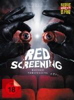 Red Screening - Blutige Vorstellung - Limited Edition Mediabook (Blu-ray)