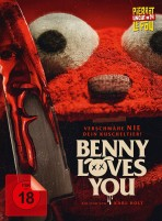 Benny Loves You - Limited Edition Mediabook (Blu-ray)