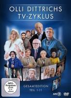 Olli Dittrichs TV-Zyklus - Gesamtedition / Teil 1-11 (DVD)