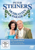 Peter Steiners Musikantenparade - Gesamtedition (DVD)