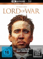 Lord of War - Händler des Todes - 4K Ultra HD Blu-ray + Blu-ray / Limited Collector's Edition / Mediabook (4K Ultra HD)