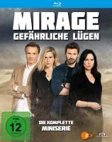Mirage - Gefährliche Lügen - Die komplette Miniserie (Blu-ray)