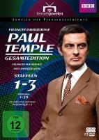 Paul Temple - Gesamtedition / Staffel 1-3 (DVD)